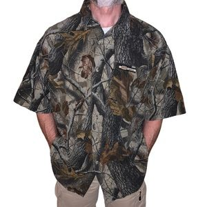 Supreme by Winchester | Short Sleeve Camo Shirt